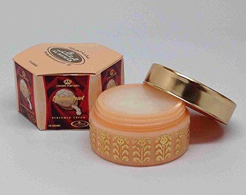 Bahrain Pearl - Al-Rehab Perfumed Cream (10 (Perfumed Bath Pearls)