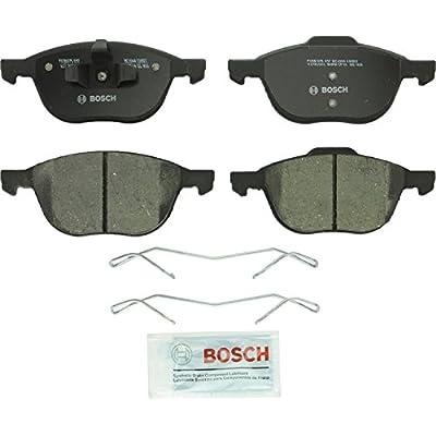 Bosch BC1044 QuietCast Premium Ceramic Disc Brake Pad Set For: Ford C-Max, Escape, EcoSport, Focus; Mazda 3, 3 Sport, 5; Volvo C30, C70, S40, V40 Cross Country, V50, Front: Automotive