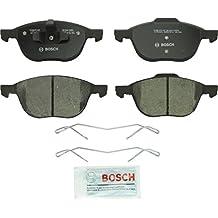 Bosch BC1044 QuietCast Premium Ceramic Front Disc Brake Pad Set