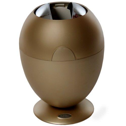Finest Free Tectake Luxus Design Sensor Abfalleimer Mlleimer Gold Amazonde  Kche Haushalt Mulleimer Badezimmer With Ikea Mlleimer Kche With Abfalleimer  ...