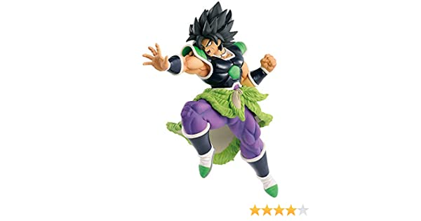 1 Official Dragonball Trading Card Bundle Vol Banpresto Broly: ~9.1 Dragonball Super 38905 I BCC9U10X The Movie Statue Figurine Broly x Ultimate Soldiers