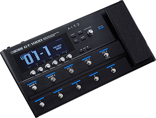 Boss-GT-1000-Guitar-Effects-Processor