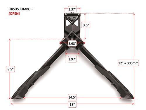Ursus Jumbo Double Leg Kickstand by URSUS Wheels (Image #2)