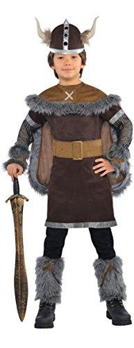 Amsca (Viking Warrior Boys Costumes)