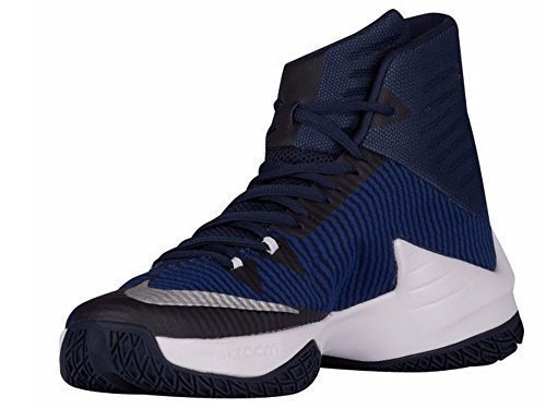 the best attitude 44866 99db6 ... promo code for galleon nike mens zoom clear out tb basketball shoes  navy blue 844372 445 ...