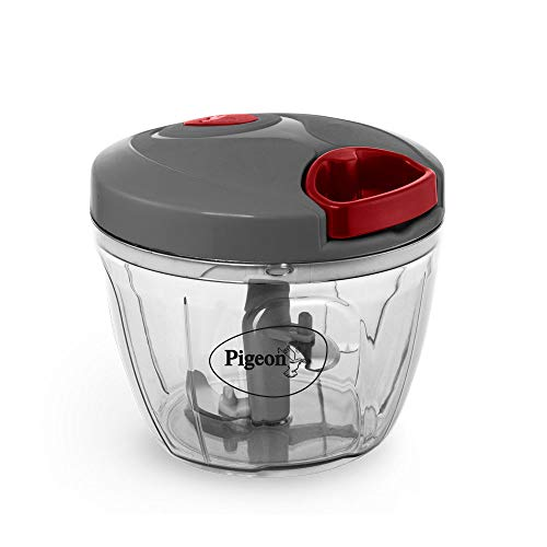 Pigeon-Plastic-Handy-and-Compact-Chopper-with-3-Blades-Grey