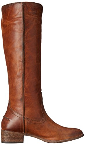 Frye Womens Ray Seam Tall Riding Boot Cognac-75888