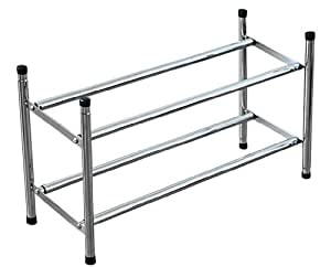 Pr ctico zapatero adaptable a su espacio ancho de 62 a for Zapatero 70 cm ancho