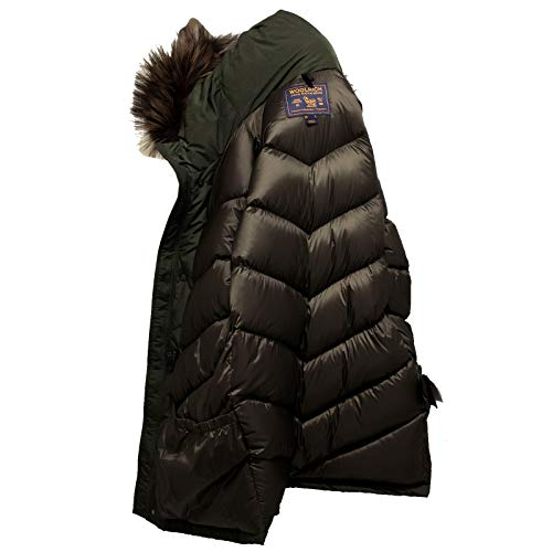 Giubbotto Green Verde Jacket Uomo 0137x Man Arctic Woolrich Parka Papqw