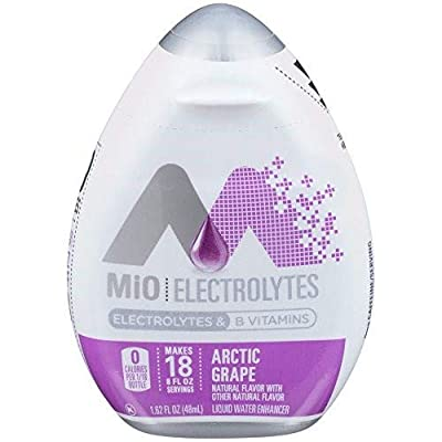 MiO Fit Arctic Grape Liquid Water Enhancer (Pack of 2)