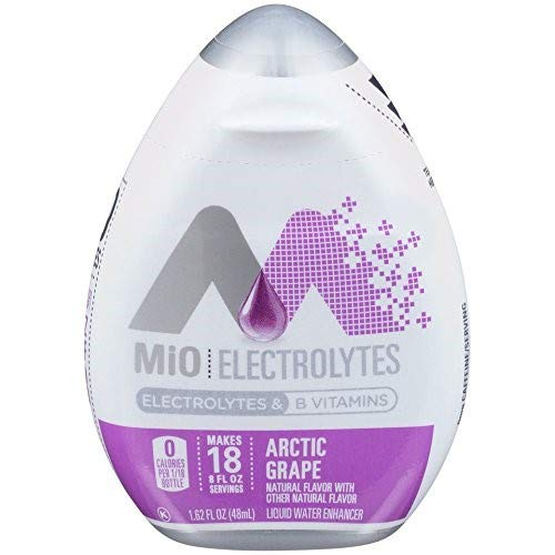 MiO Fit Arctic Grape Liquid Water Enhancer (Pack of 10) by Generic