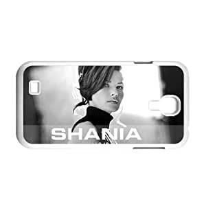 Generic Slim Phone Cases For Guys Printing With Shania Twain For Samsung Galaxy S4 I9500 Choose Design 3