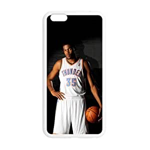 MVP kevin durant Custom Case Cover for iPhone6 Plus 5.5 (Laser Technology)