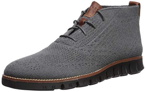 - Cole Haan Men's Zerogrand Stitchlite Chukka Boot, Magnet Wool/Black, 11 M US