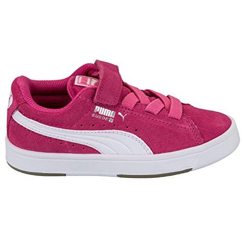 Kids Turnschuhe Puma S V 35945211 Suede Suede Puma q6qxw8HX