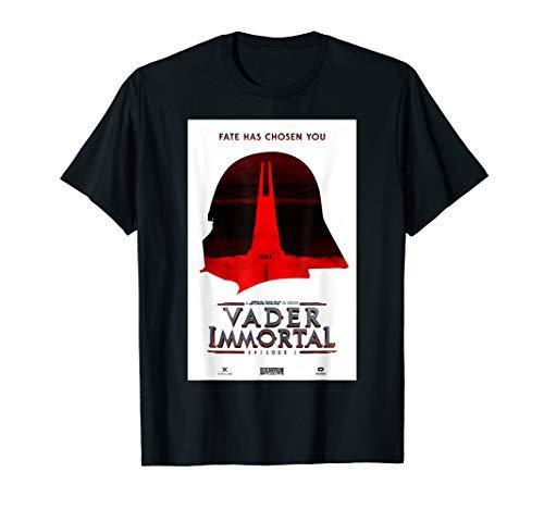 Star Wars Darth Vader Immortal Episode I Poster T-Shirt