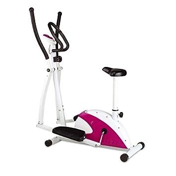 SG-Bicicleta Estática y Eliptica Cross Trainer MP 8kg