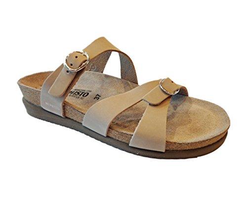Mephisto Comfort Shoes (Mephisto Women's Hannel Light Taupe Nubuck 40 B EU)
