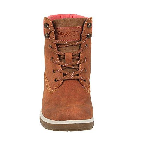 Upptäckten Expedition Kvinnor Boot Kanel-brun