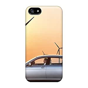 High Grade Pollary Flexible Tpu Case For Iphone 6plus - Bmw 7 Series Hydrogen Side View