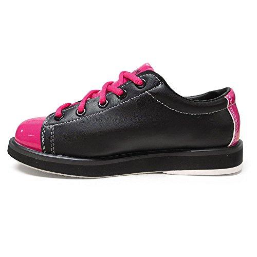 Chaussures De Bowling Rose / Noir Rose Pyramid Womens