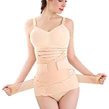 Symbom 3 in 1 Postpartum Belly Wrap - Recovery Belly/Waist/Pelvis Belt