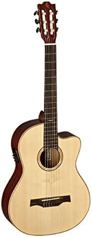 Baton Rouge 112123 CR41S / Ce-Sn guitarra clásica con Pastilla ...