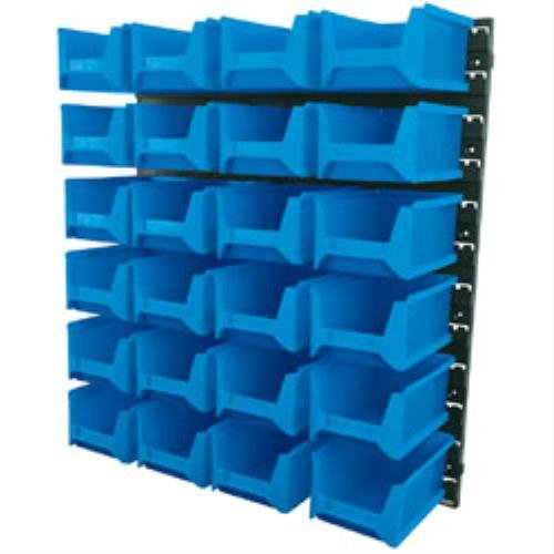 Draper 24 Bin Wall Storage Unit (large Bins) - Pn:sbb24b B006H27QTS