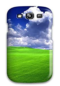 Sanchez Mark Burgess's Shop Tpu Shockproof Scratcheproof High Quality Hard Case Cover For Galaxy S3 7472990K61155266