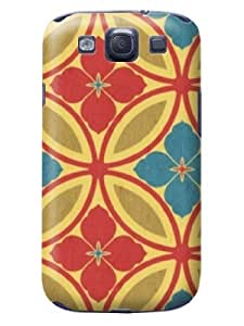 custom Your Unique fashionable TPU phone case and cover with cool Patterns For Samsung Galaxy s3