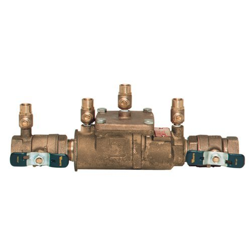 (Watts Series 007QT Double Check Valve 1/2