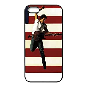 iPhone 5 5s Cell Phone Case Black Bruce Springsteen kizo