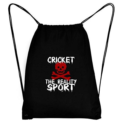 Teeburon Cricket THE REALITY SPORT Sport Bag by Teeburon
