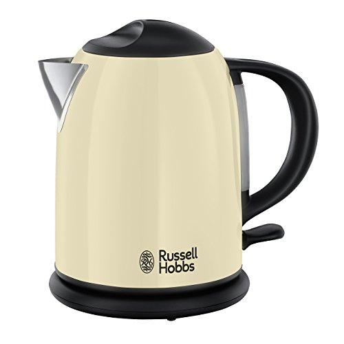 Russell Hobbs Colours Cream – Hervidor de agua compacto