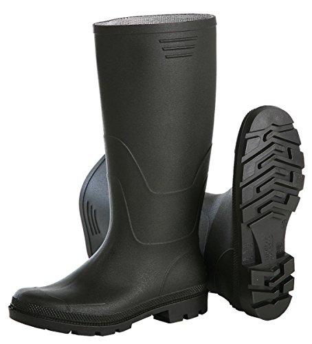Bottes de sécurité Taille: 46 Leipold + Döhle Nero 2495 noir 1 paire