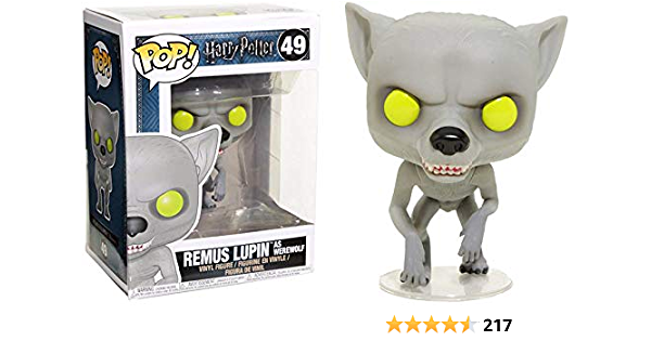 Figura Pop Harry PotterRemus Lupin Werewolf Exclusive ...