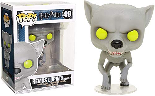 Figura Pop Harry PotterRemus Lupin Werewolf Exclus