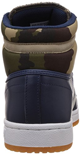 adidas Top Ten HI - Zapatillas para hombre Azul / Blanco / Marrón / Verde