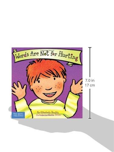 Amazon words are not for hurting board book best behavior amazon words are not for hurting board book best behavior series 9781575421551 elizabeth verdick marieka heinlen books fandeluxe Images