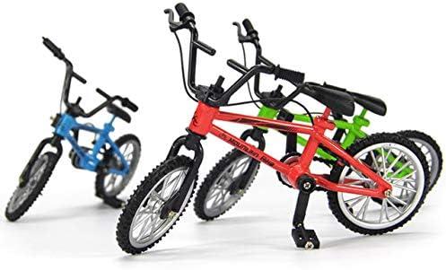 [해외]BeesClover Alloy Mini Finger BMX Toys Hand Mountain Bike ModelSpare Tire Tools Bicycle Kids Toy Random Color Show One Size / BeesClover Alloy Mini Finger BMX Toys Hand Mountain Bike ModelSpare Tire Tools Bicycle Kids Toy Random Col...