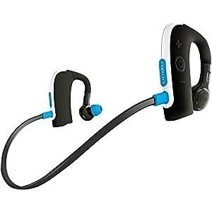 BlueAnt – Pump 2 HD Bluetooth Sportbuds, Military Grade, Rugged Design and Premium Audio Components (Black)