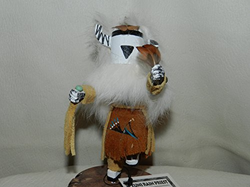 Zuni Rain Priest Kachina (Owl Kachina Doll)