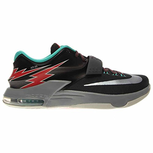 Nike KD 7 Synthetic-Basketball-Schuhe Schwarz