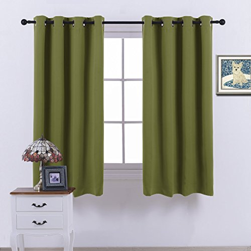 Nicetown Blackout Curtains Drapes Drapery product image