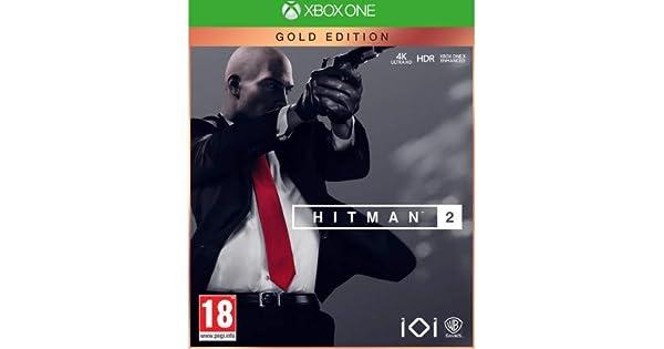 Hitman 2 Gold Edition Xbox One Game [Importación inglesa]: Amazon ...