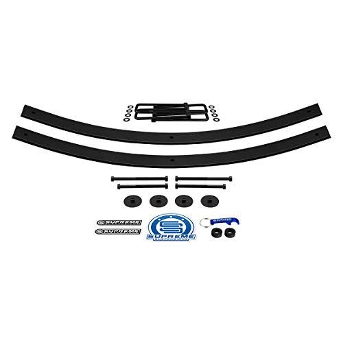 Supreme Suspensions - Rear Lift Kit for 2007-2019 Chevrolet Silverado 1500 1½ - 2