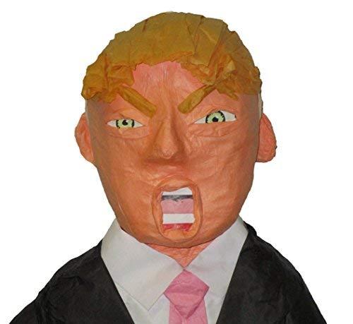 3D Standing Donald Trump Pinata - 24'' High