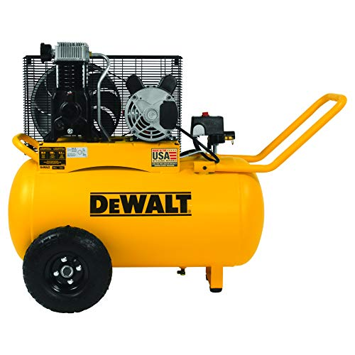 DeWalt DXCM201 20 Gal. 200 PSI Oil Lubed Belt Drive Electric Air Compressor
