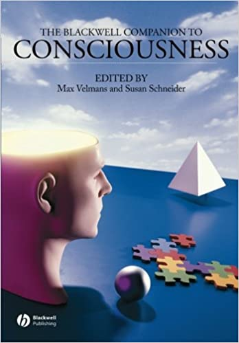 Amazon The Blackwell Companion To Consciousness 9781405160001