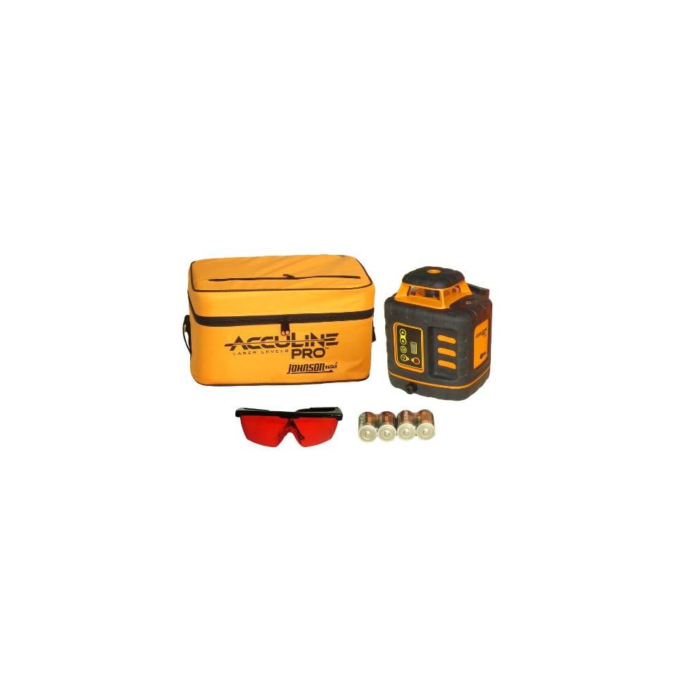 Johnson Level and Tool 40 6527 Self Leveling Rotary Laser Level